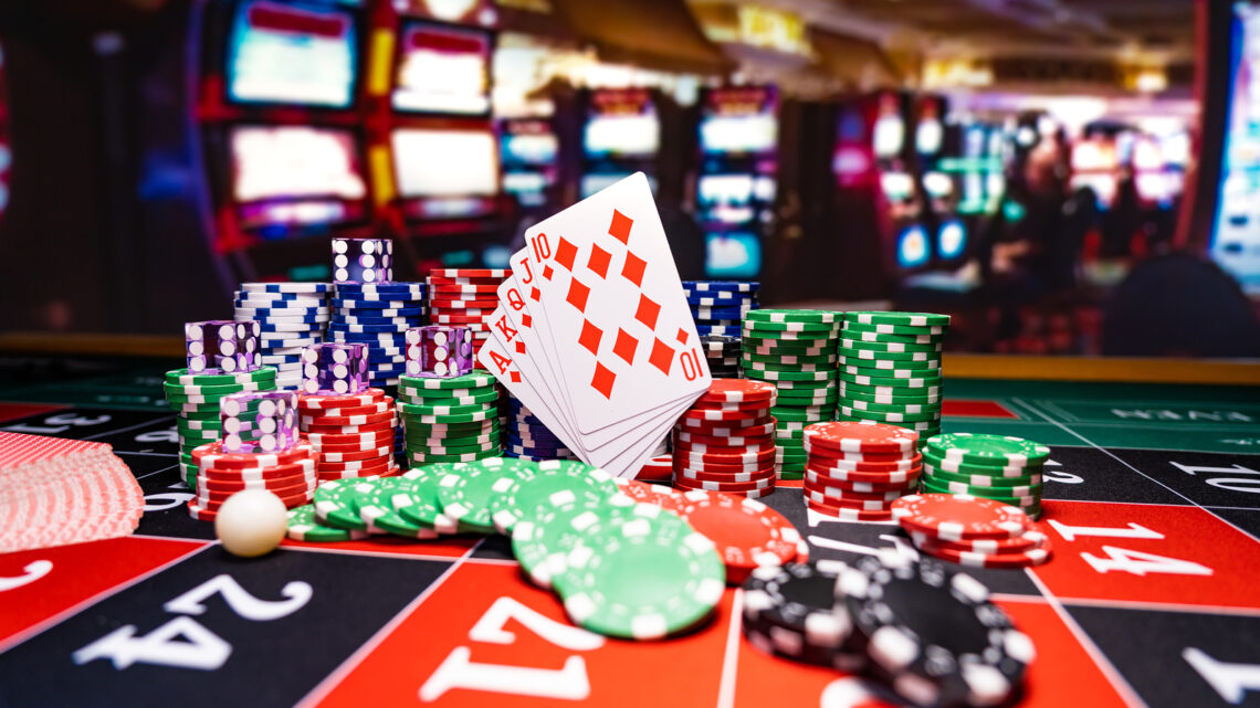 Why is Online Casino So Popular?